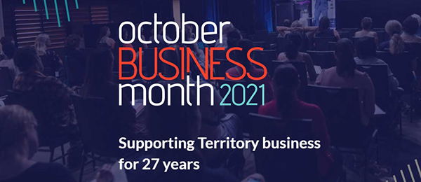 October Business Month 2021: supporting Territory business for 27 years