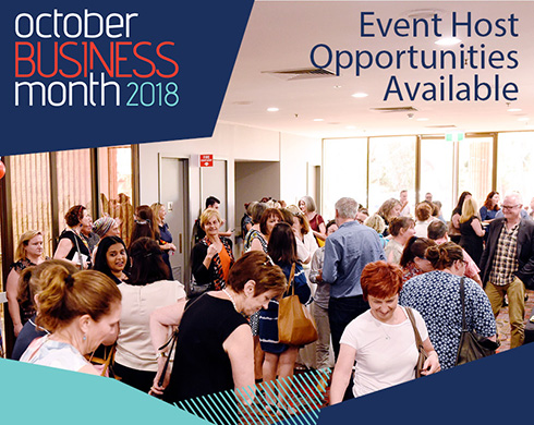Host an OBM 2018 partner event