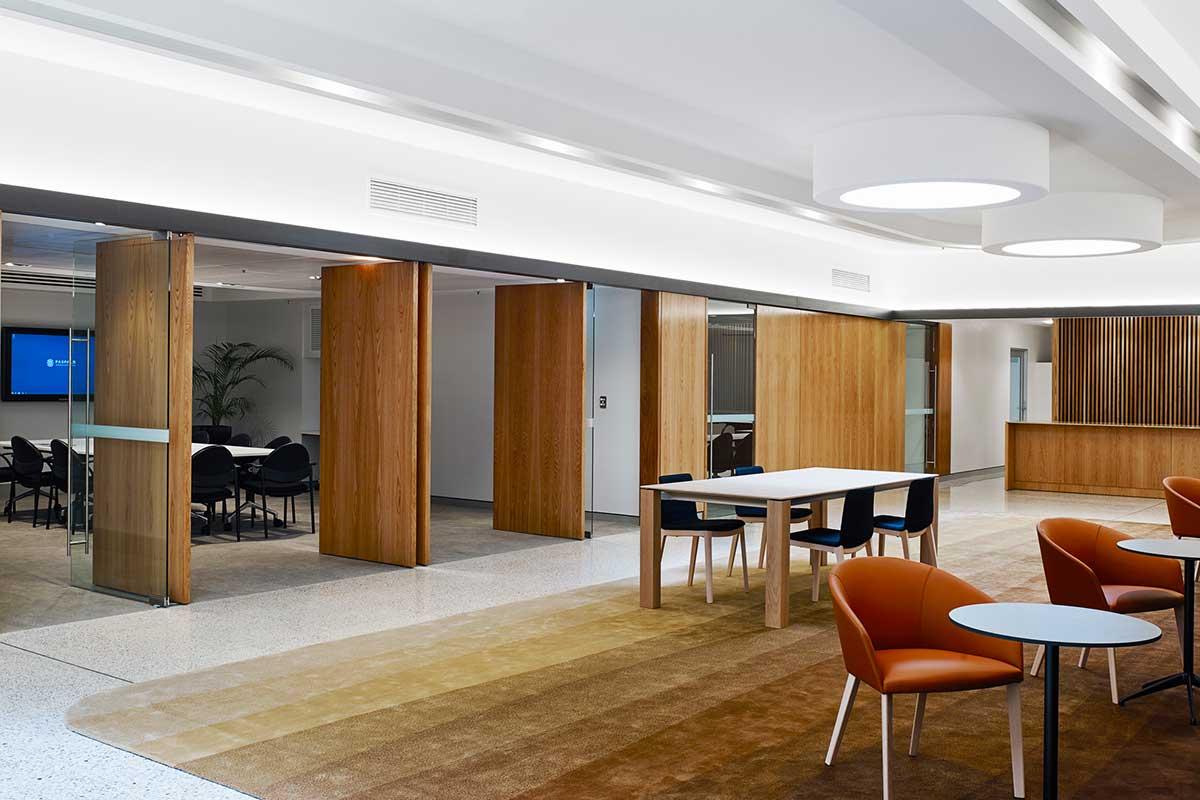 Facilities at the Darwin Innovation Hub