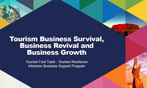 Tourism Resilience Intensive Business Support Program launched