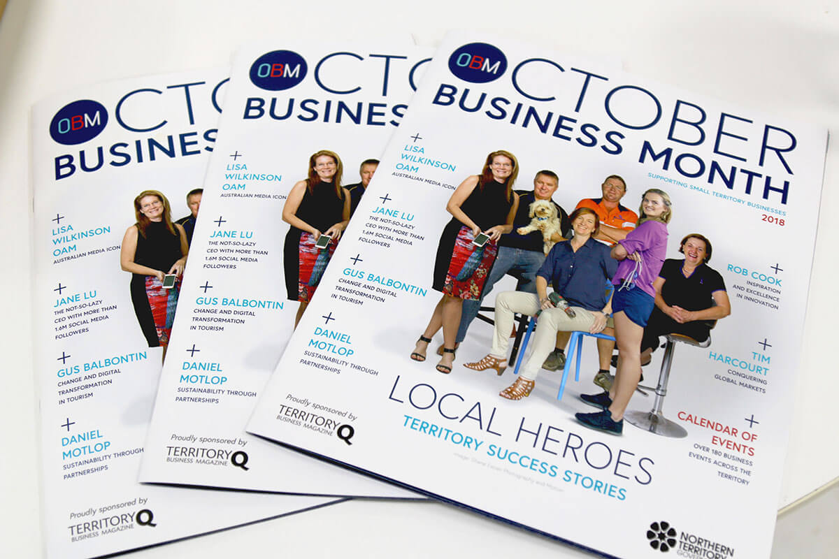 October Business Month 2018 Magazine
