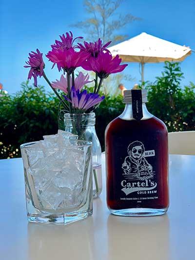 Bottle of Cartel's Cold Brew