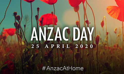 Anzac Day 2020: Dawn service with a difference