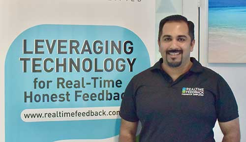 Sulal Mathai, leveraging technology for real-time honest feedback