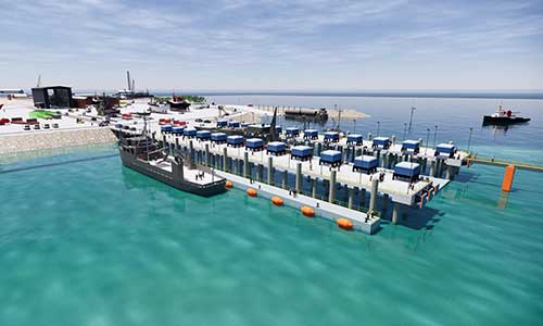 Ship lift to be built in Darwin