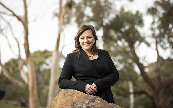 Zoe Malone, the 2019 Northern Territory AgriFutures Rural Women's Award