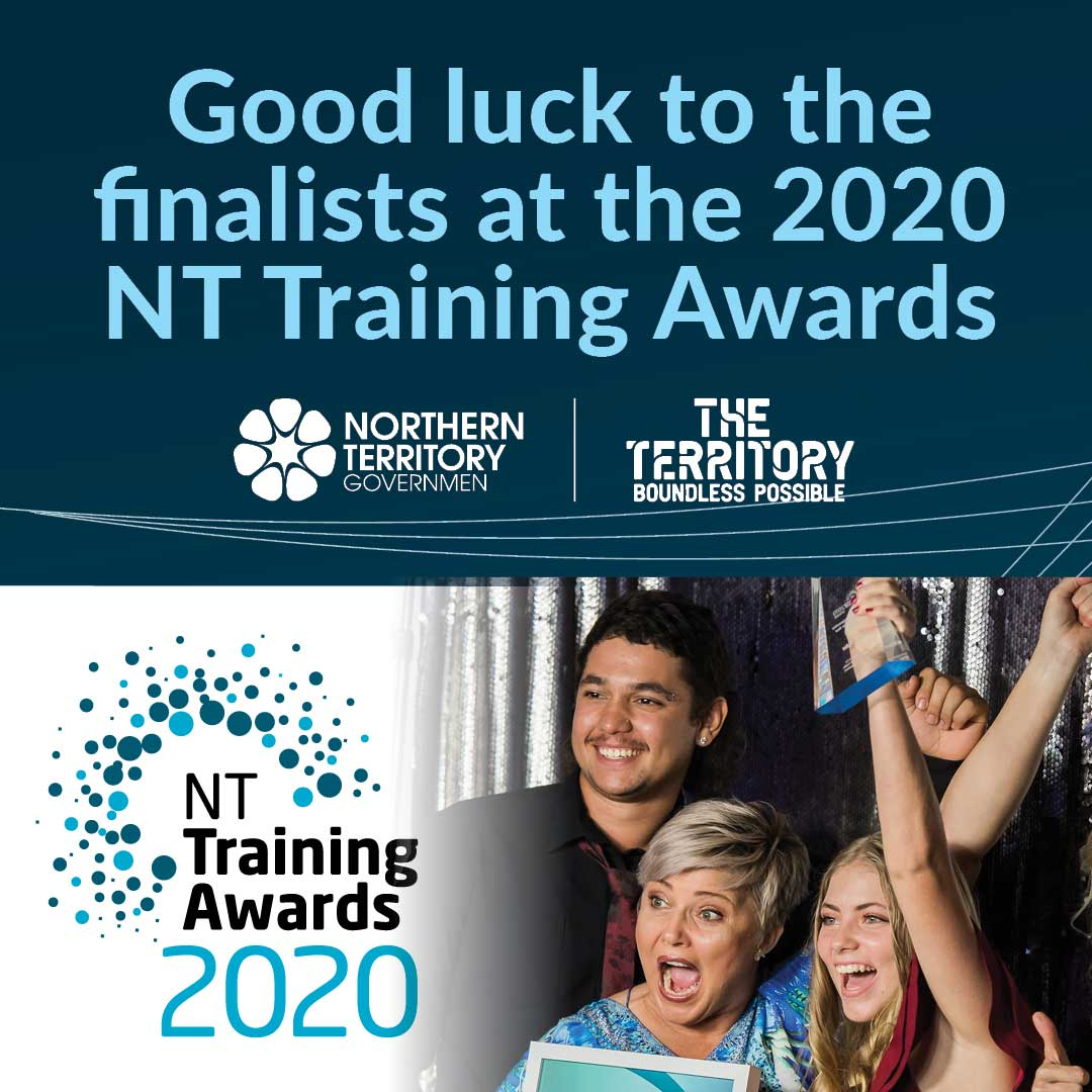 NTTA Facebook post: good luck to the finalists