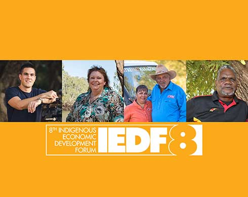 8th Indigenous Economic Development Forum - IEDF8