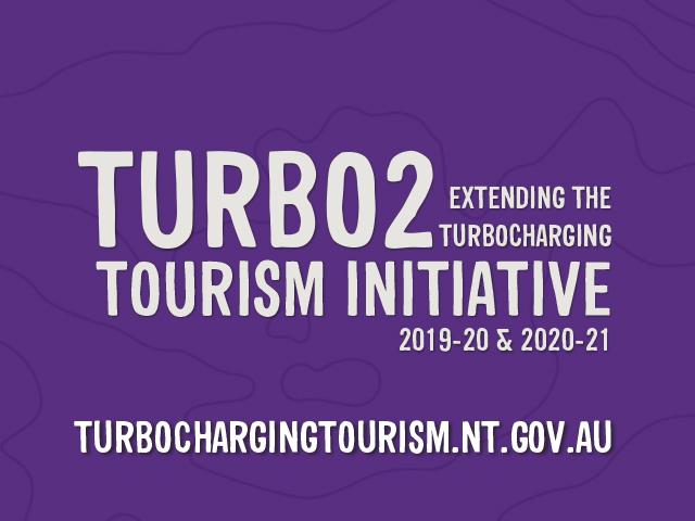 TURBO2 tourism initiative, turbochargingtourism.nt.gov.au