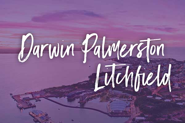 Darwin, Palmerston and Litchfield