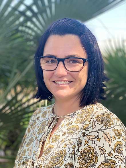 Portrait shot of Alysha Rogers