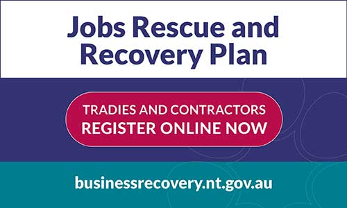 Jobs Rescue and Recovery plan: tradie / contractor registrations open